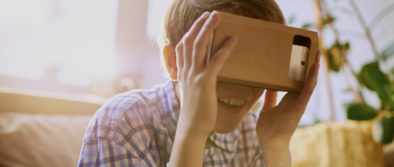 Erlebnis Virtual Reality