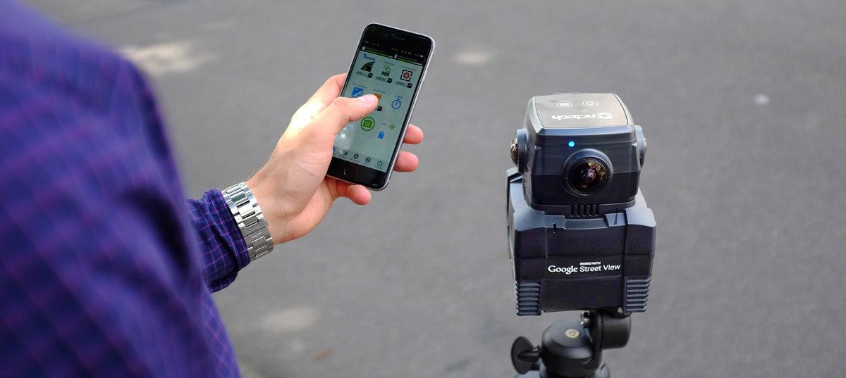 360° Panorama-Kamera